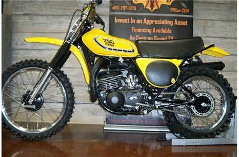 Boots Dg 76 1976 yamaha yz250 dirt bike for sale on 2040 motos