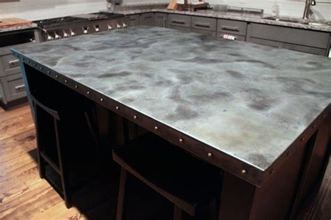 1000 images about zinc countertop on