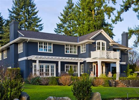 blue exterior house paint colors blue exterior house