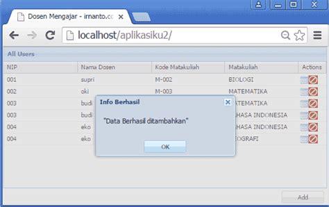 tutorial php oop indonesia php oop mvc tutorial phpsourcecode net
