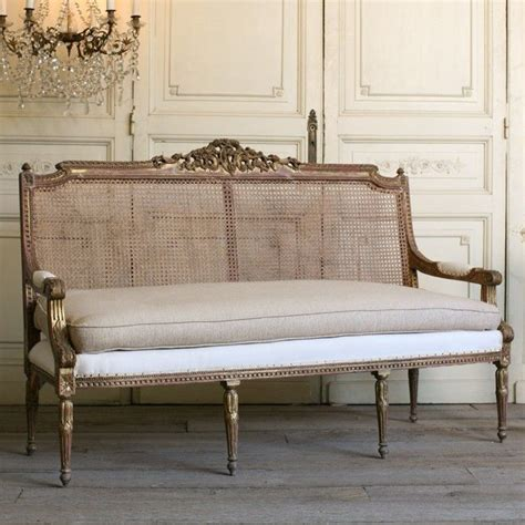 beautiful settees 216 best cane furniture images on pinterest cane