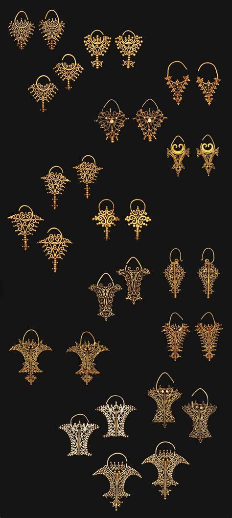 Jewelry Design Indonesia   indonesia tanimbar southeast maluku openwork filigree