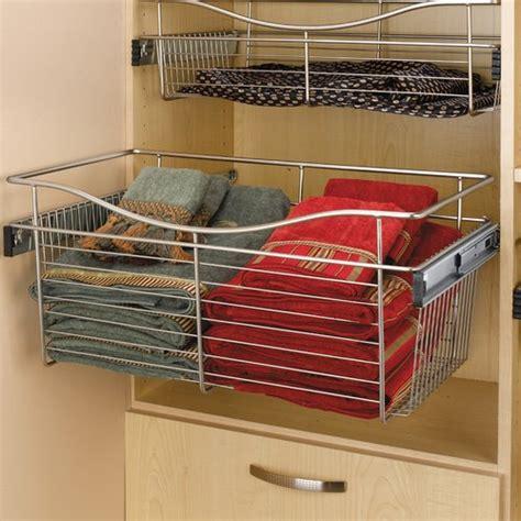 rev a shelf pullout wire basket 24 quot w x 14 quot d x 11 quot h cb