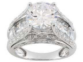 bella luce wedding rings