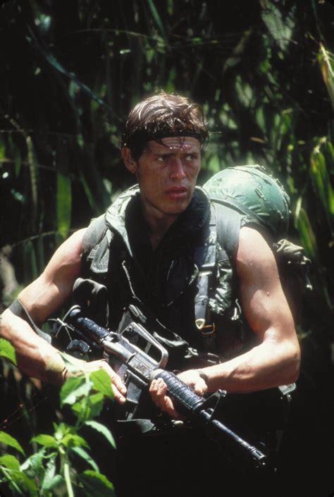 film vietnam semi platoon willem dafoe machete the prop master