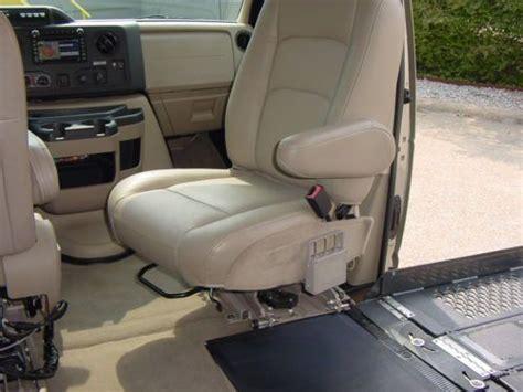 handicap car seat find used handicap wheelchair lift power door