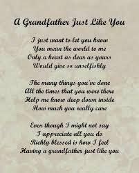grandpa poems  granddaughter  selection  order  page grandpa pinterest
