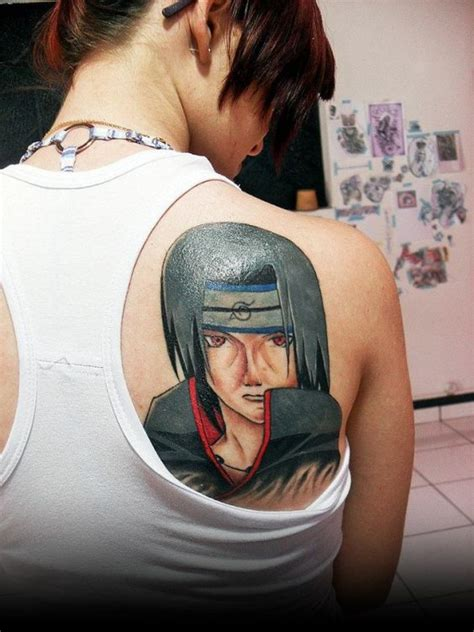 itachi tattoo design itachi uchiha cool tattoos tattoos