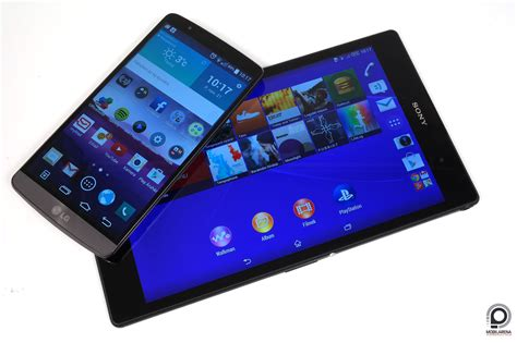 Sony Xperia Tablet Compact Sony Xperia Z3 Tablet Compact V 237 Zben Is Var 225 Zsol Mobilarena Tablet Teszt