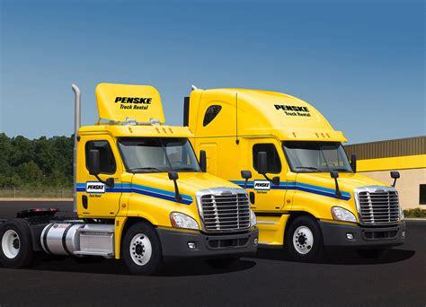 penske truck leasing used commercial trucks heavy duty penske truck leasing issues 1 5 billion in senior notes