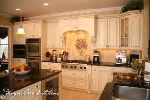 Tuscan Style Kitchen Cabinets Tuscan Style Kitchen Oakhurst Nj By Design Line Kitchens