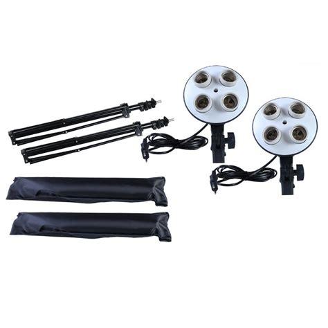 Stand Softbox continuous lighting studio kit light stand softbox 50x70cm 1 pair miyamondo