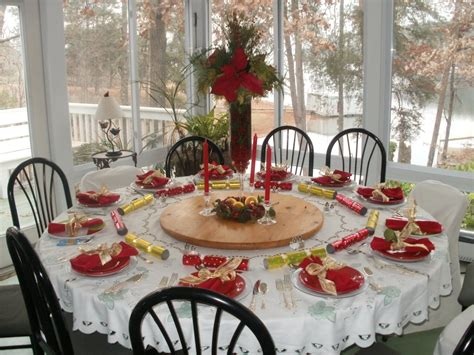 christmas luncheon table decorations lunch table settings 1 wall decal x ma s dinner decoration table