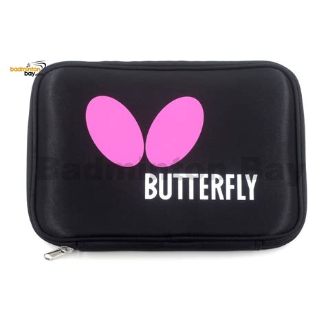 Butterfly Logo Bag butterfly logo rectangle for table tennis racket