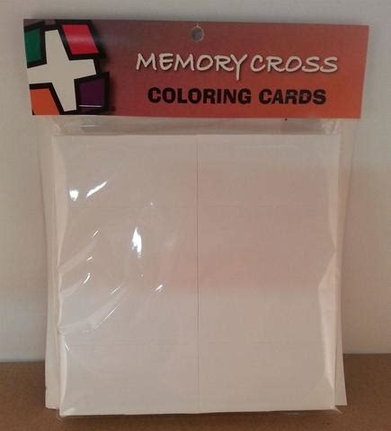 memory cross card template bible story cards
