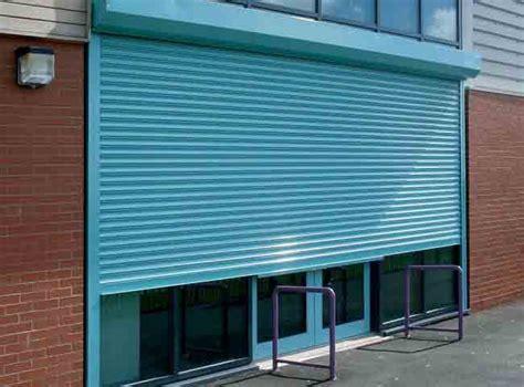 galvanised roller shutter doors buy electric roller