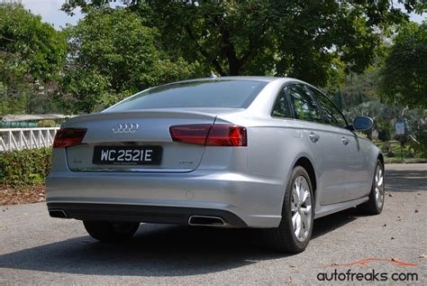 Audi A6 Antrieb by Test Drive Review Audi A6 1 8 Tfsi Autofreaks