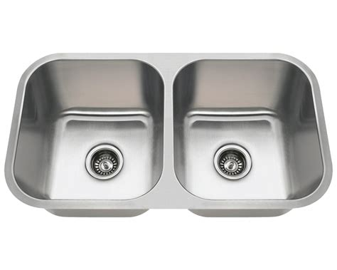 sink bowls for kitchen 3218a double bowl stainless steel kitchen sink