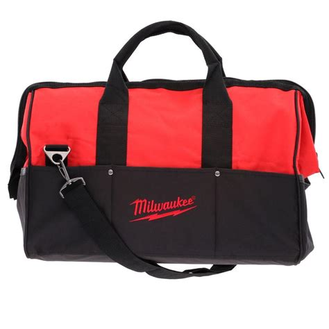 milwaukee 18 in contractor bag 48 55 3510 the home