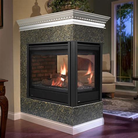 Multi Sided Fireplace by Heatilator Multi Sided Fireplaces Forge Distribution