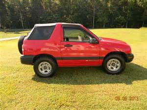 1999 Chevrolet Tracker Mpg Purchase Used 1999 Chevrolet Tracker 4x4 Base Sport