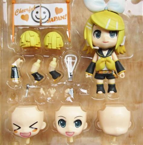 Nendoroid Kagamine Rin Cheerful Ver Kws nendoroid rin kagamine cheerful ver nendoroid no 189 from vocaloid