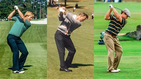 jack nicklaus swing analysis brandel chamblee s key to playing golf like the best