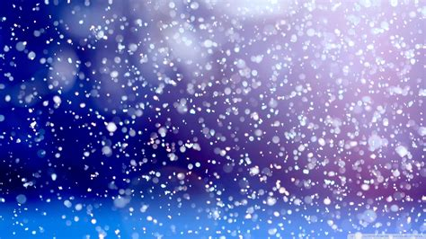 download snowflakes falling wallpaper 1920x1080