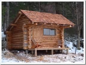 Relaxshacks com thirteen tiny dream log cabins and a floating log