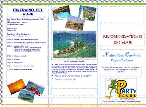 plan estrategico de marketing para la tour operadora party tours view ruinas honduras
