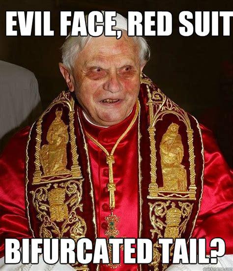 Evil Face Meme - hannibal popeter memes quickmeme