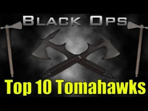 top 10 tomahawks black ops top 10 tomahawk kills doovi