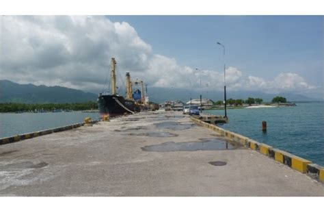 layout pelabuhan niaga detailed engineering design patimban bakal tuntas juni