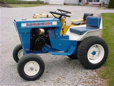 used farm tractors for sale ford garden tractor 2009 03