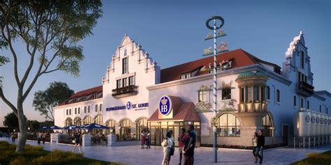 hofbrau haus impact strategies awarded contract to build hofbrauhaus st