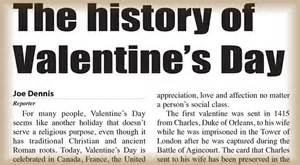 Historic Meaning Then And Now The History Of Valentine S Day The