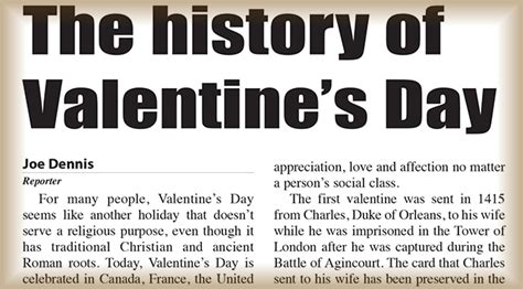 the origin of s day then and now the history of valentine s day the