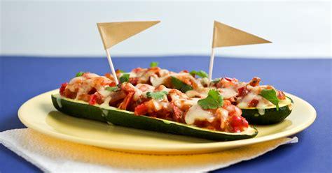 stuffed zucchini boats healthy enchilada stuffed zucchini boats healthy ideas for kids