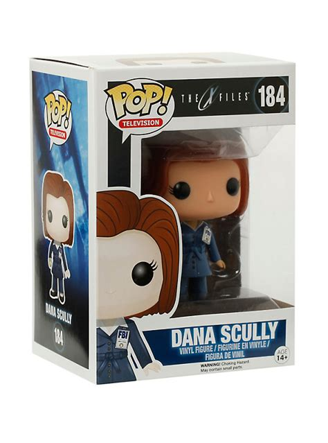 funko the x files pop scully vinyl figure topic