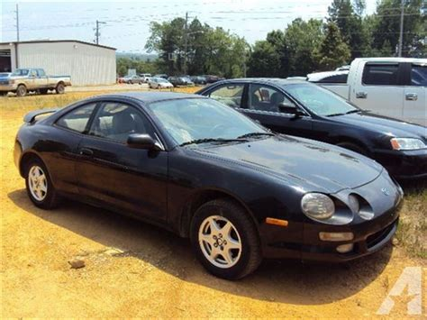 1996 Toyota Celica 1996 Toyota Celica St For Sale In Moody Alabama