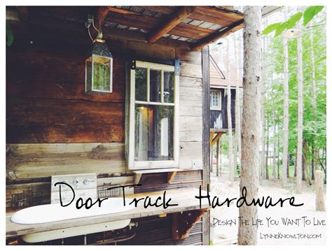 Do It Yourself Barn Door by Barn Door Track Hardware How To Design The You Want