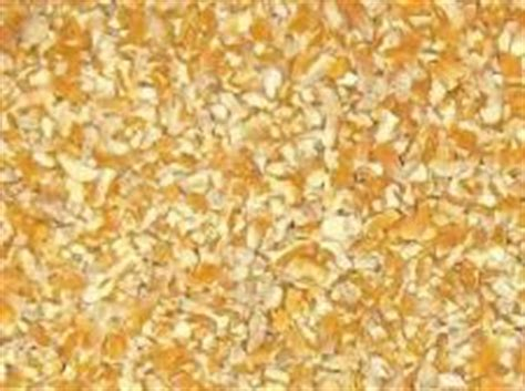 cracked yellow corn russell feed supply