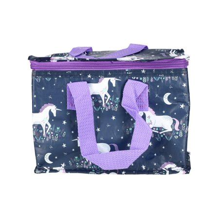 Print Insulated Lunch Bag novelty fashion print insulated lunch bag walmart