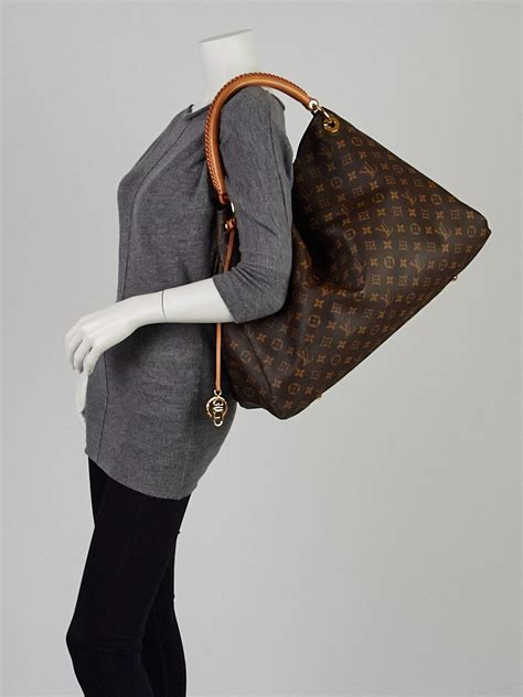 louis vuitton monogram canvas artsy gm bag yoogis closet