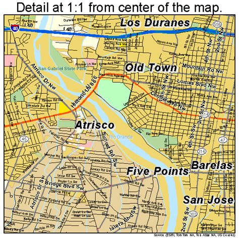 Albuquerque Search Map Of Albuquerque New Mexico Search Engine At Search