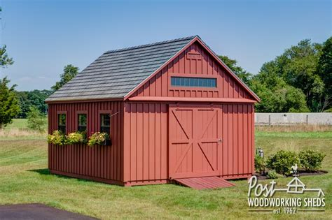 post woodworking shed 40 best post woodworking sheds images on
