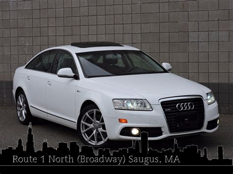 Audi A6 2011 by Used 2011 Audi A6 3 0t Premium Plus At Auto House Usa Saugus