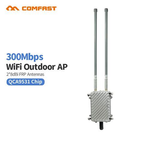 Antena Wifi Outdoor Aliexpress Buy Coverage Comfast Wa700 Outdoor