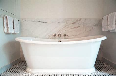 wall mounted bathtub filler wall mounted tub filler transitional bathroom elizabeth roberts design