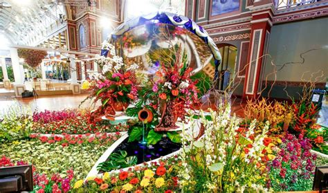 International Flower And Garden Show The Top Things To Do In Melbourne In March City Of Melbourne What S On